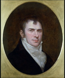 Robert Fulton is credited with inventing the steam engine. His competitors, however, claim that he ripped them off.