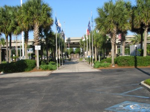 Veterans Boulevard park